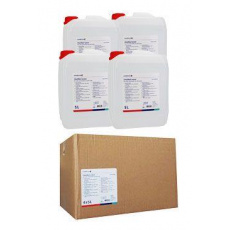 Voda destilovaná 4x5l CVET