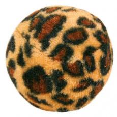 Míčky leopardí motiv 4cm  (4)