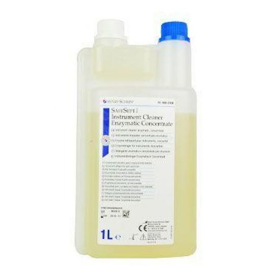 SafeSept Max Instrument Cleaner Enzymatic concentr.1l