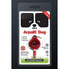 Elektr. odpuzovač klíšťat Arpalit Dog pro psy 1ks