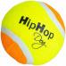 Tenisový míč plněný, plovoucí 6,5 cm HIPHOP DOG