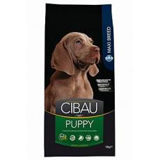 Cibau Dog Puppy Maxi 2 x 12 kg