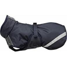 RIMONT zimní bunda pro psy, XL: 70cm, tmavomodrá/šedá - DOPRODEJ