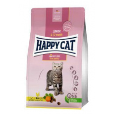 Happy Cat Junior Land-Geflugel/Drůbež 1,3kg