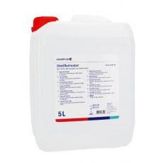 Voda destilovaná 5l CVET