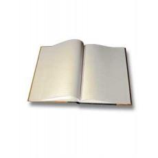Záznamní kniha A4 linka lepená