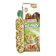 VL Crispy Sticks pro potkany/myš Kukuřice/ořech 110g
