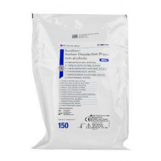 SafeSept Max Surface Disinf.Wipes non alco n.n.150ks