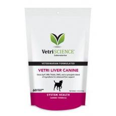 VetriScience Liver Canine podp.jater psi 318g