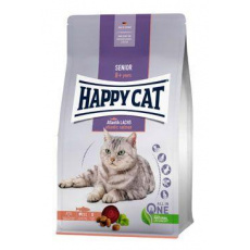 Happy Cat Senior Atlantik-Lachs/Losos 300g