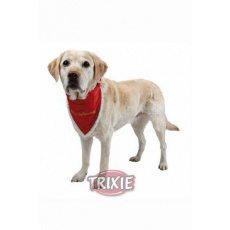 Vánoční šátek pro psa 30-40cm/20mm S-M TR 1ks