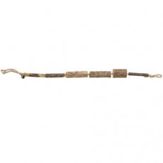 Matatabi tyčinky na jutovém lanku, 35cm - DOPRODEJ