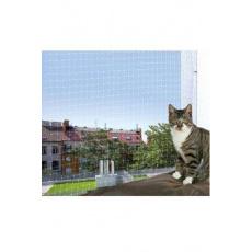 Síť ochranná pro kočky černá 2x1,5m TR