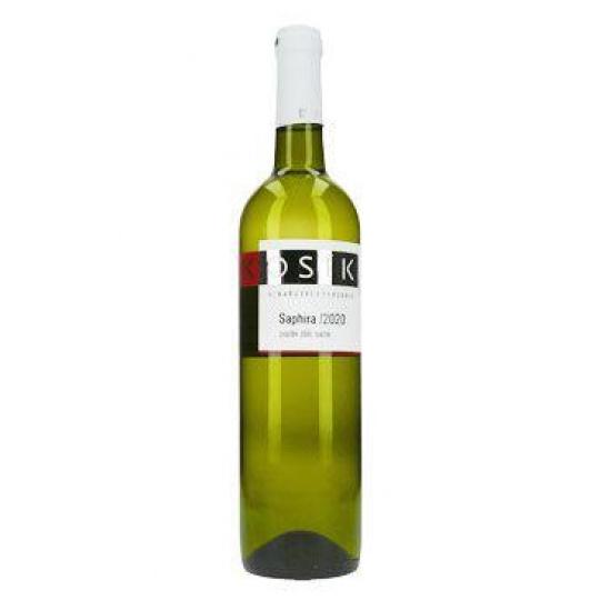 Víno Kosík Saphira p.s. 2020 0,75l