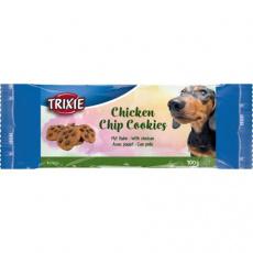 Chicken Chip Cookies, sušenky s kuřecím masem, 100g