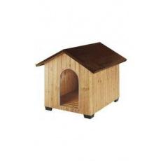 Bouda psí dřevěná DOMUS Maxi FP