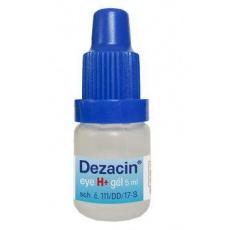 Dezacin oční H+ gel 5ml