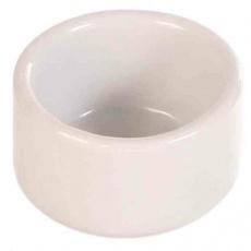 Keramické krmítko miska kulatá 25 ml/5 cm