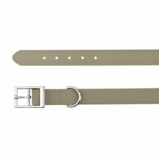 Easy Life obojek PVC M-L 43-51 cm/20 mm taupe-šedý DOPRODEJ