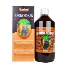 Bronchoxan pro holuby bylinný sirup 1l