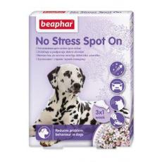 Beaphar No Stress Spot On pro psy 3 pipety á 0,7ml