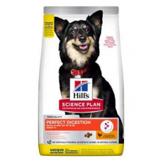 Hill's Can.Dry SP Perfect Digestion Small&Mini 1,5kg