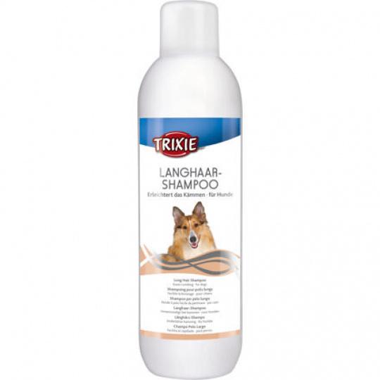 Langhaar šampon 1 l   TRIXIE  pro dlouhosrstá plemena psů