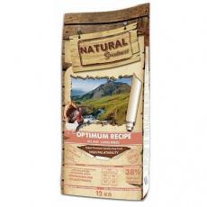 Natural Greatness Optimum Recipe Large Breed/krůta,kuře/12kg