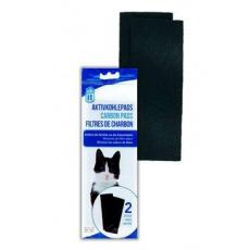 Náhradní filtr uhlíkový pro WC CATIT 2ks