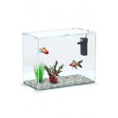 Akvarijní set NanoLife First 24 bílý 23l Zolux