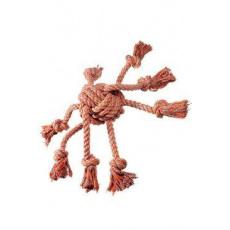 Hračka pes Chobotnice 8,5x10cm bavlna KAR