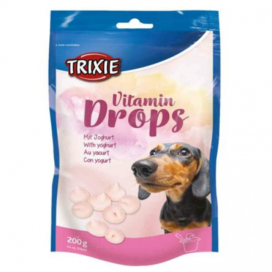Vitamin Drops s jogurtem 200g - TRIXIE