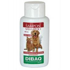 Dibaq Pet šampon antiparazitární pes 200ml