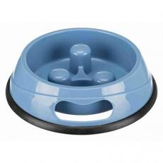 Plastová miska proti hltání jídla 0,9 l/23 cm