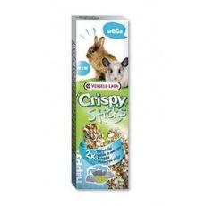 VL Crispy Sticks pro králíky/činčily Byliny 2x70g