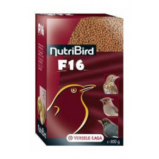 VL Nutribird F16 pro holubovite a drozdovite ptak 800g