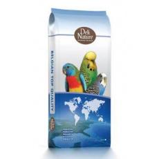 Krmivo pro ptáky Budgie Andulky Colormix 4kg