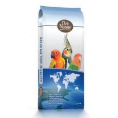 Krmivo pro ptáky Parakeet Agapornis 4kg