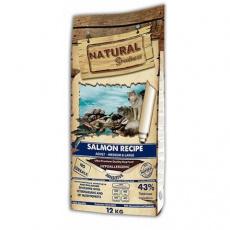 Natural Greatness Salmon Recipe Medium,Large /losos/ 12 kg