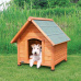 Bouda pro psa, dřevěná, S-M 71x77x76 cm TRIXIE