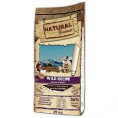 Natural Greatness Wild Recipe All B./kachna,krůta,kuře/12 kg