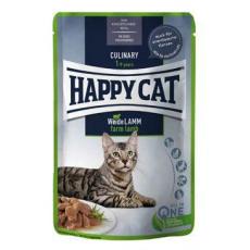 Happy Cat kapsa Meat in Sauce Culinary Jehněčí 85g