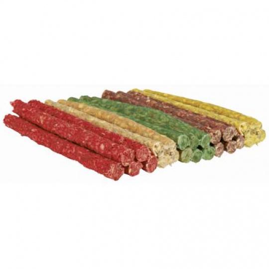 Dárek Trixie Lisovaná tyčinka - mix barev 9-10mm/12cm 1ks