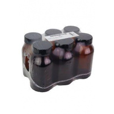 Lékovka 300ml hnědá šroubovací uzávěr 50mm 6ks