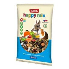 Darwin's Morče Králík Happy mix 500g