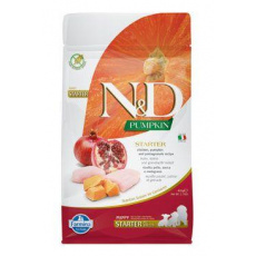 N&D Pumpkin DOG Puppy Starter Chicken&Pomegranate 800g