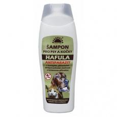 Šampon antiparazitní pro psy a kočky HAFULA 250 ml