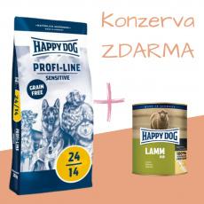 Happy Dog Profi Line 24-14 Sensitive Grainfree 20 kg