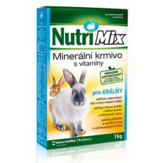 NutriMix pro králíky plv 1kg