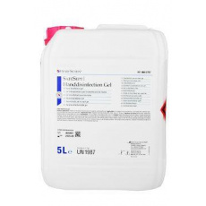 SafeSept Max Hand gel disinfect. ruce 5l